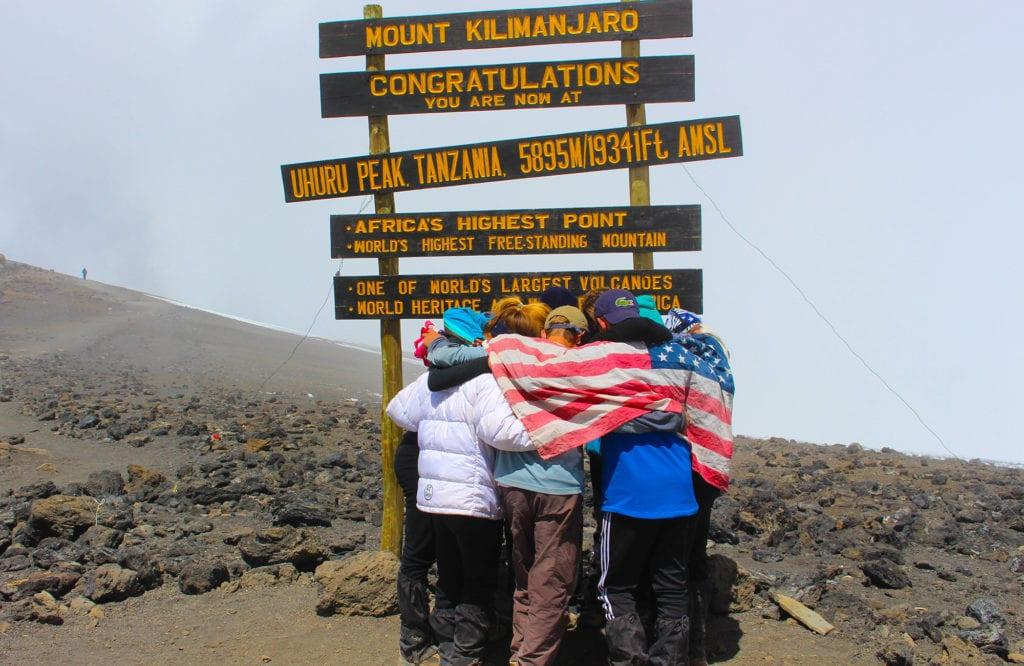 moondance best of kilimanjaro photo