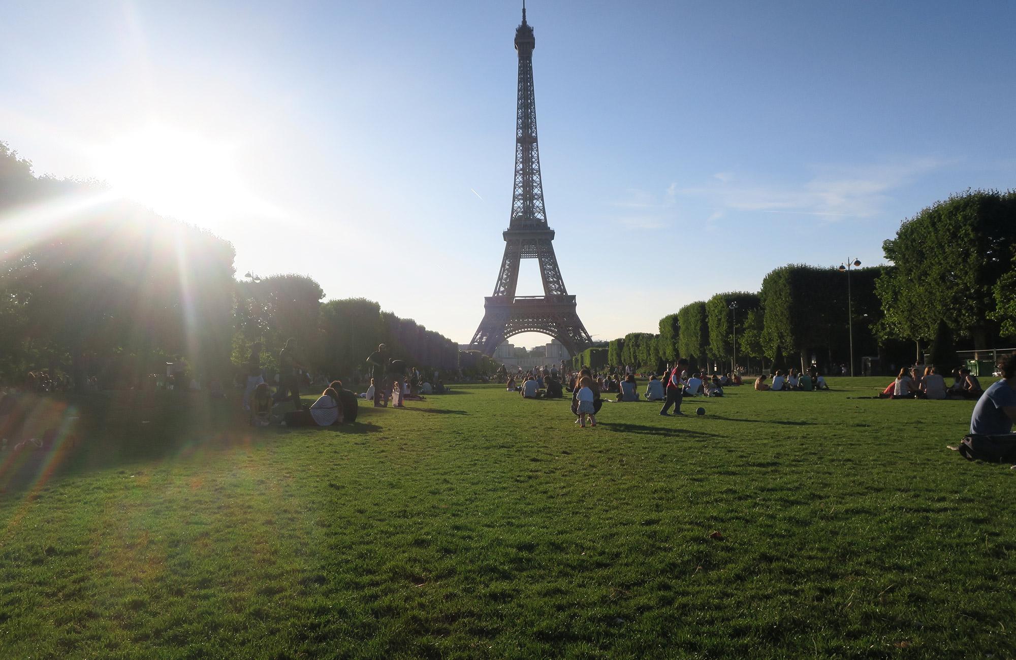 visit paris on moondance teen tour