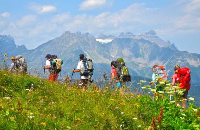trek with moondance teen summer camps