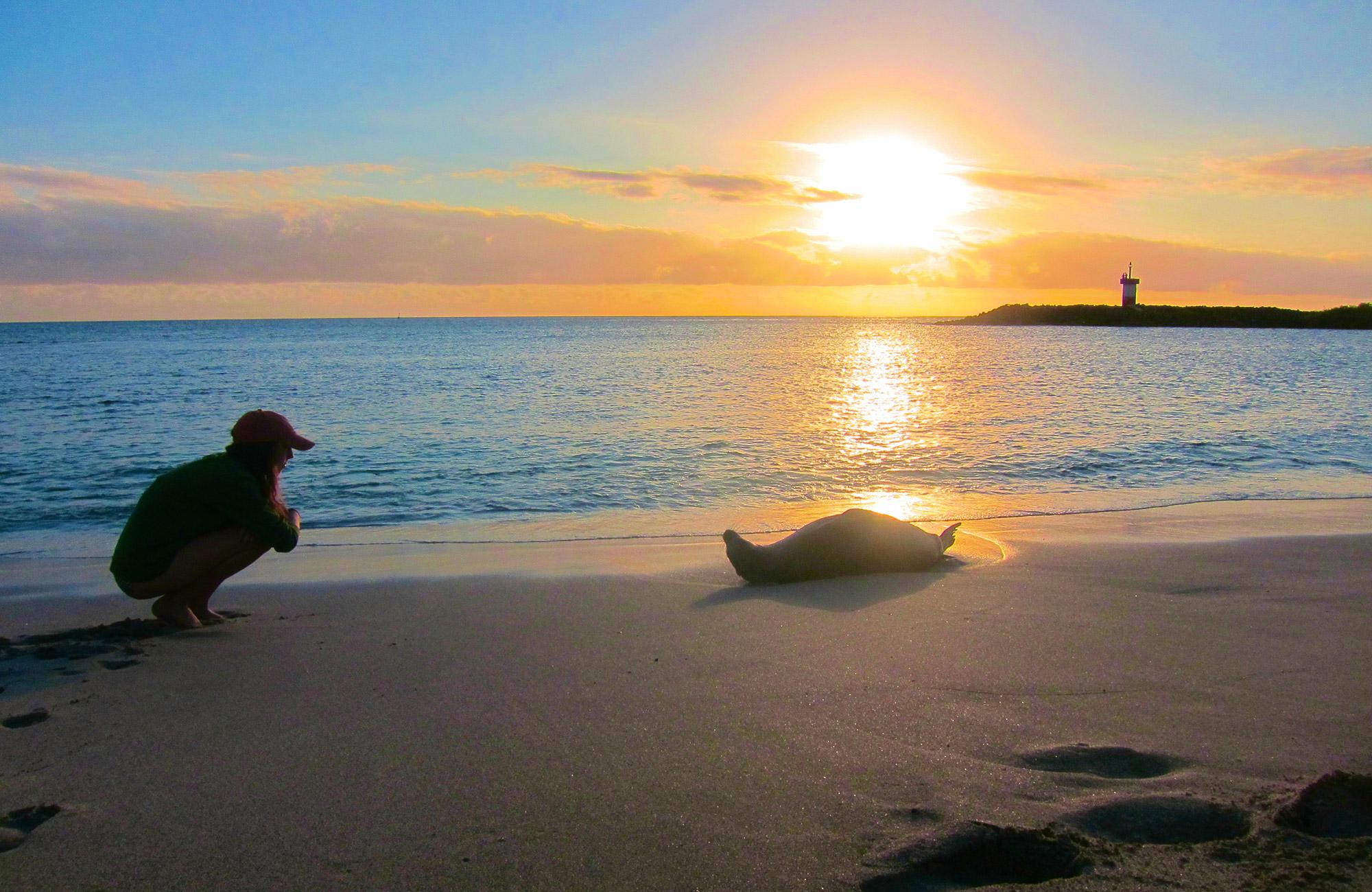 galapagos teen summer camp views