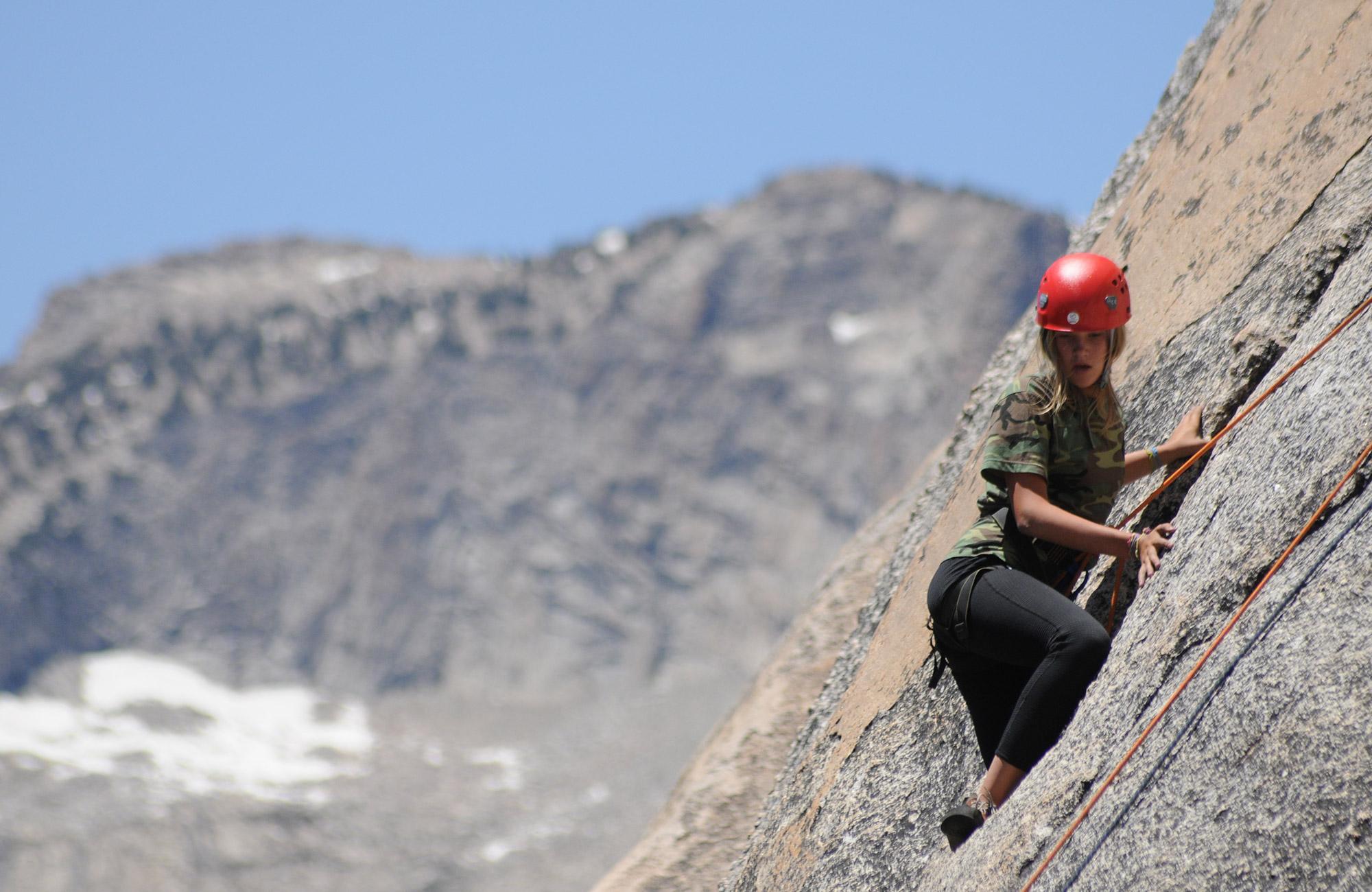 yosemite rock climb moondance