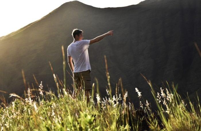 Thankful for hiking on Moondance