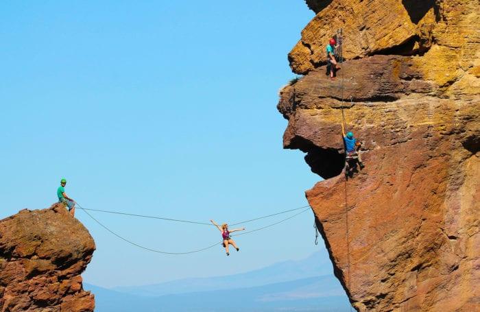 Best teen climbing experiences